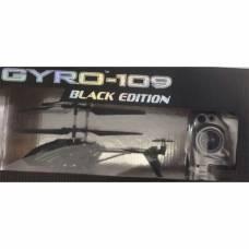 Вертолет на ИК-управлении с гироскопом GYRO-109 - Black Edition (свет)  1TOY