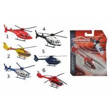 Игровой вертолет EC145, 13 см Majorette