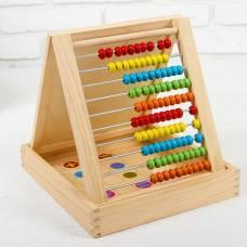 Набор для изучения цифр и счёта, с игрой-бродилкой Sima-Land