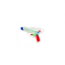 Водный пистолет, прозрачный, 13 см