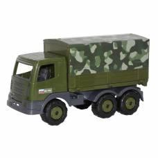 Военный бортовый тентовый автомобиль