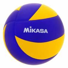 Мяч волейбольный Mikasa MVA330, размер 5, клееный Mikasa