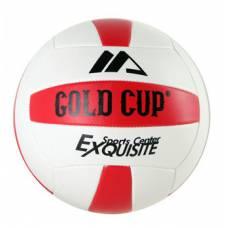 Волейбольный мяч Gold Cup, красно-белый