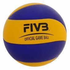 Мяч волейбольный Mikasa MVA200, размер 5, клееный Mikasa