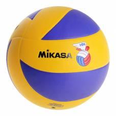 Мяч волейбольный Mikasa MVA380 K, размер 5, PVC, бутиловая камера, клееный Mikasa