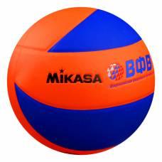 Мяч волейбольный MIKASA MVA380K-OBL, размер 5, искуственная кожа, клееный Mikasa