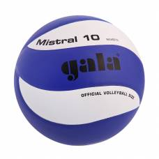 Волейбольный мяч Mistral 10, 20 см, р. 5 Gala