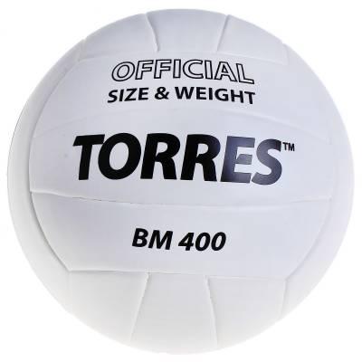 Волейбольный мяч BM400, р. 5  TORRES