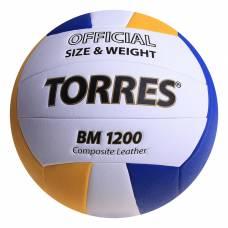 Мяч волейбольный Torres BM1200, V40035, размер 5  TORRES