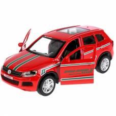 Металлическая машина Volkswagen Touareg - Спорт, 12 см Технопарк