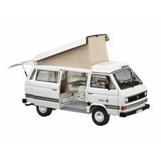 Подарочный набор со сборной моделью Volkswagen T3 Camper, 1:25 Revell