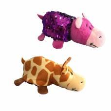 Мягкая игрушка Жираф-Бегемот