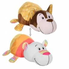 Мягкая игрушка Хаски-Полярный мишка
