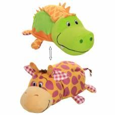 Мягкая игрушка Крокодильчик-Жираф