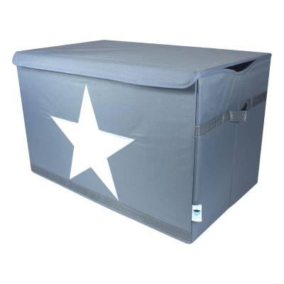 Большой бокс для хранения с крышкой Store It Звезда