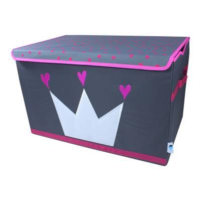 Большой контейнер для хранения с крышкой Store It Корона