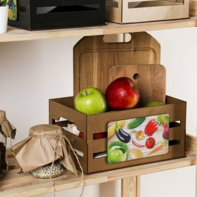 Ящик для хранения «Овощи», 300 × 150 × 200 мм Sima-Land