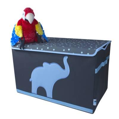 Большой контейнер для хранения с крышкой Store It Слон