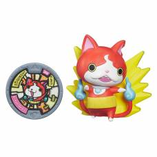 Фигурка Yo-Kai Watch с медалью - Jibanyan Hasbro
