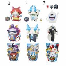 Фигурки меняющиеся Yo-Kai Watch с медалью Hasbro