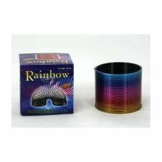 Разноцветная пружинка Junfa Toys