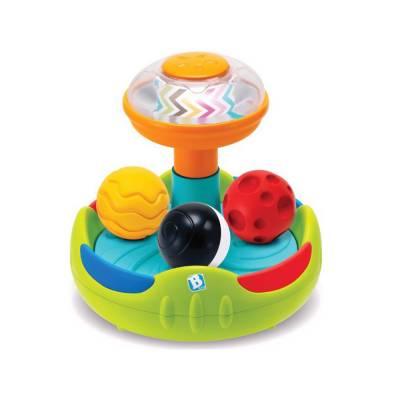 Развивающая игрушка Sensory - Юла с шариками  Bkids