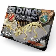Набор для раскопок Dino Paleontology - Трицератопс и Стегозавр Данко Тойс / Danko Toys