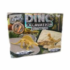 Набор для раскопок Dino Excavation - Диметродон и Дилофозавр Данко Тойс / Danko Toys