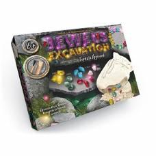 Набор для проведения раскопок Jewerly Excavation - Горный хрусталь Данко Тойс / Danko Toys