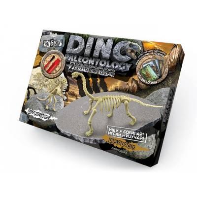 Набор для раскопок Dino Paleontology - Дилофозавр и Диплодок Данко Тойс / Danko Toys