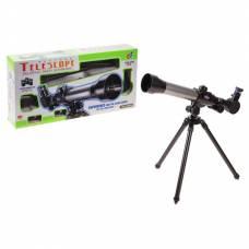 Детский телескоп с треногой