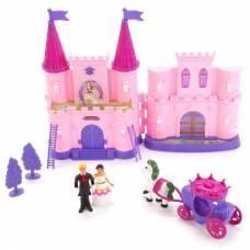 Замок для кукол Take me home с фигурками и аксессуарами