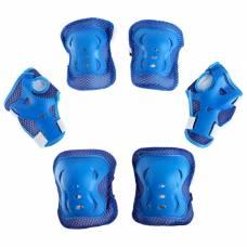 Защита роликовая OT-2020 р M, цвет синий ONLITOP