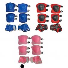 Детский комплект защиты для роликов, размер универсальный Navigator