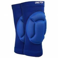 Наколенники волейбольные р.L, цвет синий ONLITOP