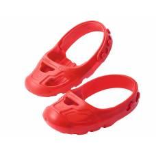Защита для детской обуви, красная, р. 21-27  Big