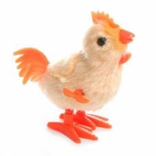 Заводная игрушка Happy Animals - Петушок, 10 см