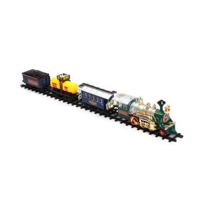 Железная дорога р/у Classic Train (свет, звук)