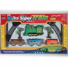 Железная дорога Super Train