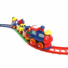 Магнитная железная дорога Loco Shenzhen Toys