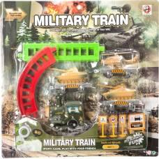 Железная дорога Military с техникой Xu Sheng