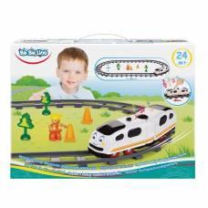 Игровой набор Bebelino «Железная дорога для малышей» Bebelino Ltd.