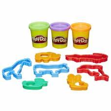 Тематический игровой набор Play-Doh